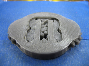 Dissolvable Support Gearbox
