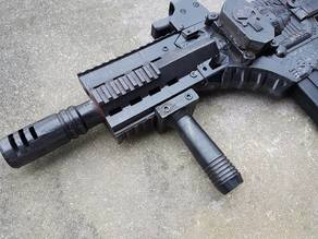 Picatinny frontgrip