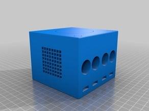 Gamecube Marker Holder & USB Drive Holder