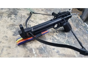 Mini Crossbow Quiver