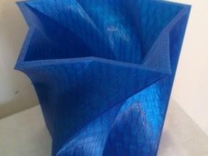 Star Vase XL - Twisted