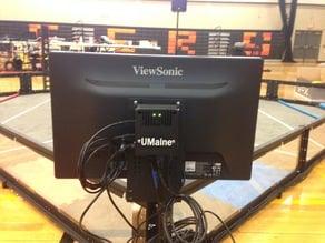 VEX Robotics Match Controller and Raspberry Pi Case