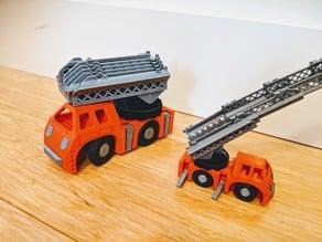 Multimaterial Firetruck