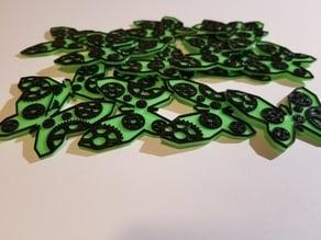 CHAOS THEORY Pins