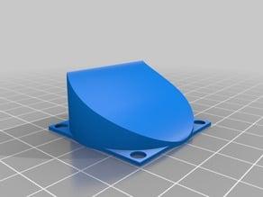 Robo3D R1 Hexagon parts fan shroud