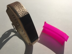 FitBit ALTA Display Hülle - aufsteckbar / FitBit ALTA Display Cover - clip-on