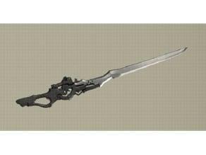 Type-4O Sword