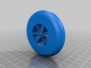 Wheel plane RC - roue avion RC