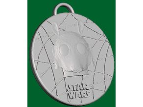 Star Wars Medallion 10