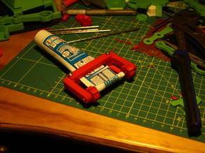 Toothpaste extractor