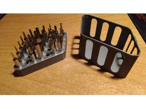 hex bit holder (4mm bits)