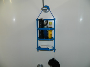 Modular Shower Caddy