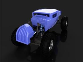 SCX10 Hotrod body