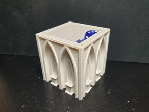 Dice box citadel style 36d6 (12mm)