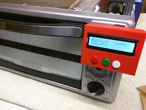 Reflow Oven Controller Box