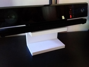 screw on kinect stand