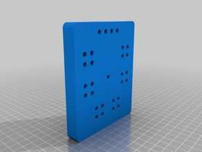 LED Panel and Powerbank-Box