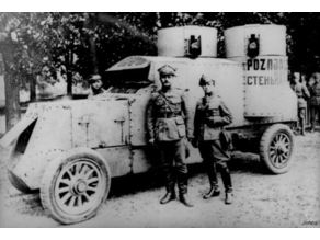 Austin armoured cars pack