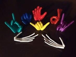 Hands (parametric)