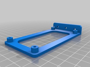 Azteeg X5 Mini Kossel Mounting Bracket