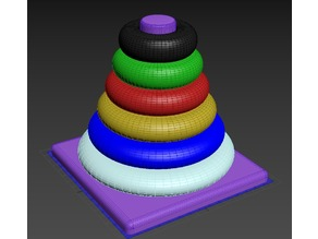 Ring Stacker for Babies