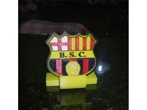 Barcelona Cellphone Stand / Porta Celular de Barcelona