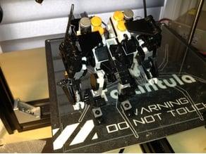 "Mobile Frame Zero: Shinonome SN-5 ""Janpa"""