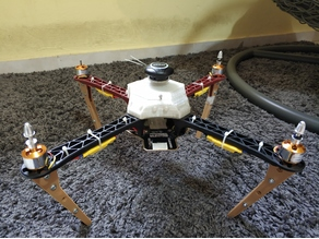 STM32 autonomous drone cover (version 1)