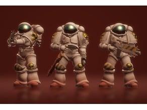 Terra Space Defense force