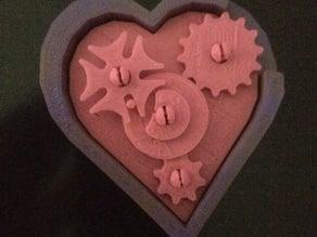Frame for Valentine Pin/Pendant