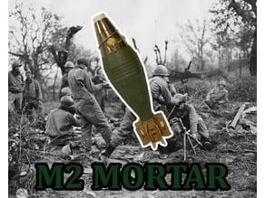 M2 Mortar 50mm