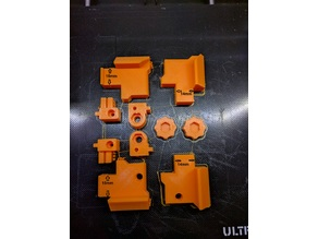 My Ant Compact PCB Maker 13mm MDF Bed Mounts