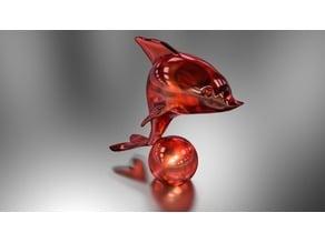 Dolfin Ornament