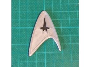 Starfleet Deltashield Kelvin timeline wearable