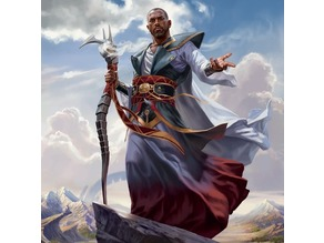 Teferi's Staff from Magic the Gathering