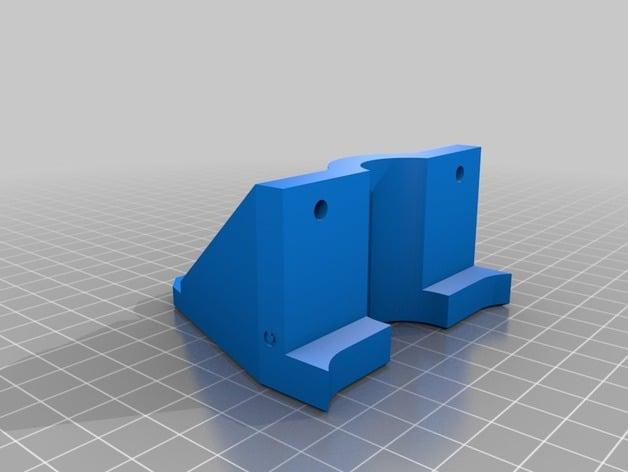 Pre cut self adhesive Hook /& Loop rectangles 500x loop 8mm by 20mm