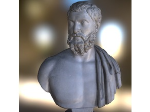 Bust of a rhetorician