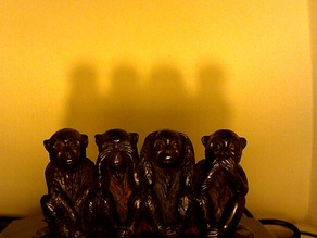 The Four Wise Monkeys