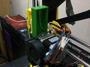 Filaflex Tensor for BQ Hephestos printer