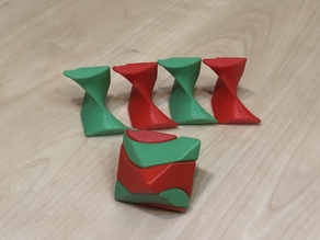 Twistyhedron puzzle