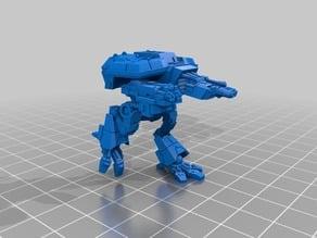 Epic Scale Lucius Warhound Titan
