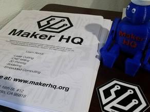 MakerHQ CuzBot