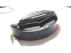 Sennhiser PX 80 - Caterpillar thread case