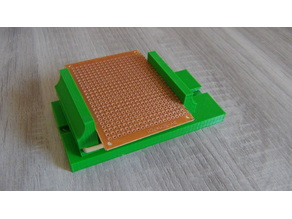 PCB Vice with elastic