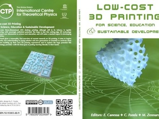 "Free Book: ""LOW-COST 3D PRINTING FOR SCIENCE, EDUCATION & SUSTAINABLE DEVELOPMENT"""