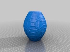 Experimental textured barrel shaped solids