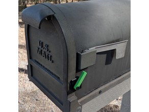 Mailbox Delivery Flag