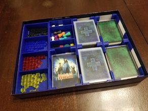 Pandemic Board Game Inserts