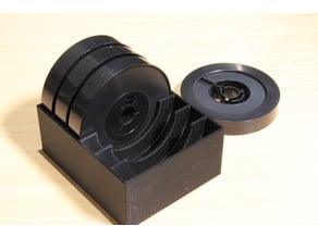 Super 8 / 8mm - 50ft Reel Holder