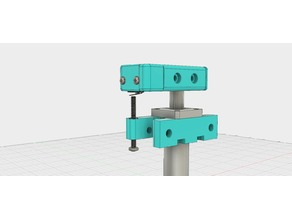 Adjustable Z Axis End-stop Assembly
